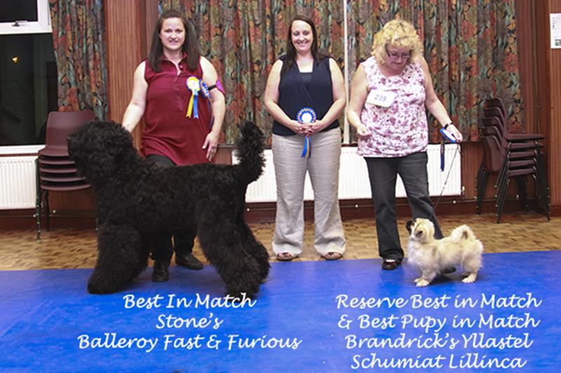 May winners with Judge Hannah Walder