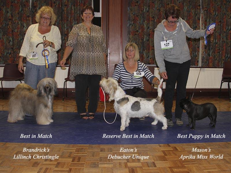August Winners with Judge Sarah Robinson